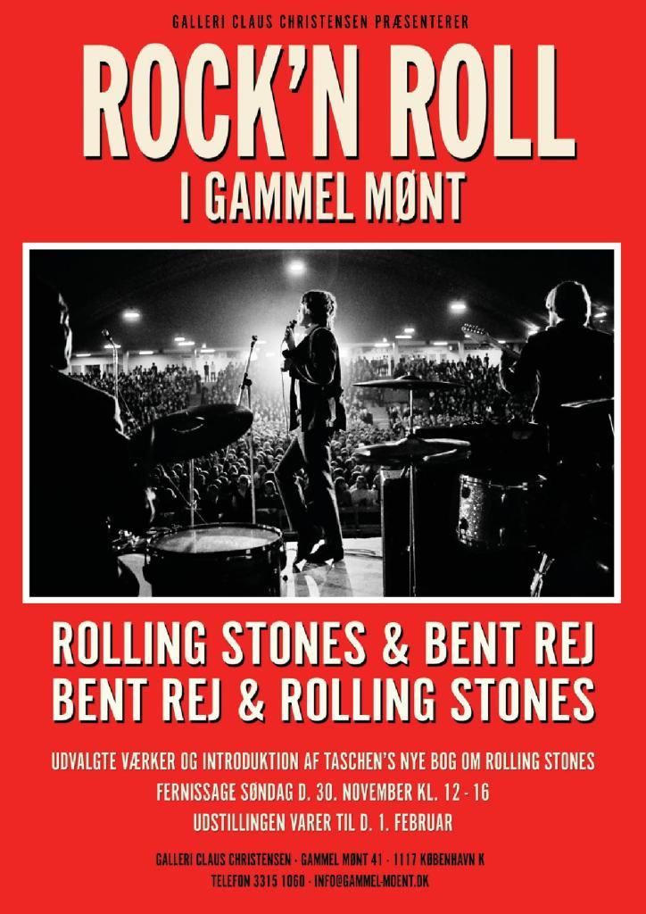 Rolling Stones & Bent Rej