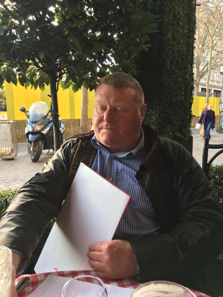 Claus Christensen - Au Pied de Cochon, Paris