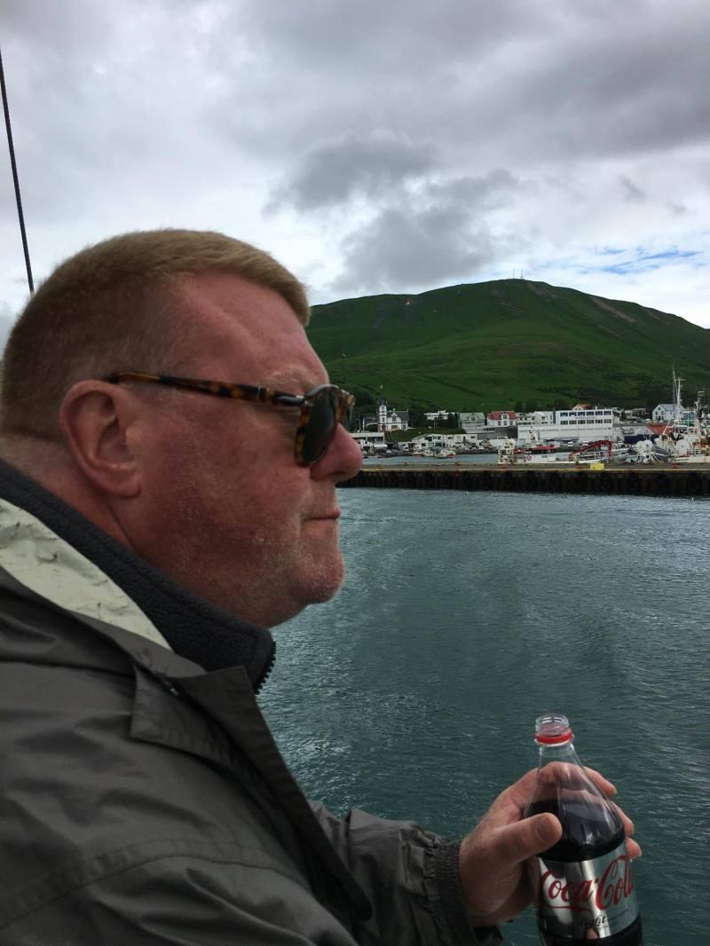 Den Røde på Island (5)