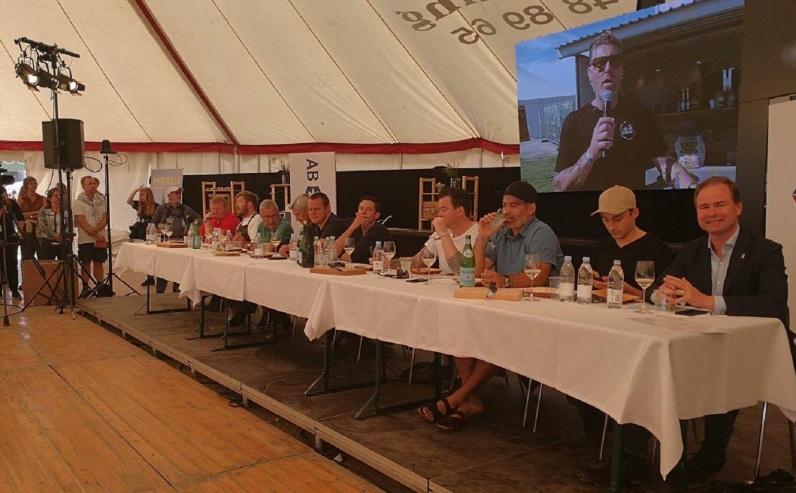 Den Røde til Food Festival (1)