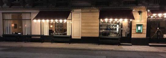 Salon by night ((Foto: Calle Henriques)