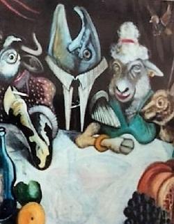 Bordets Glæder Lars Nørgård - Udsnit 1