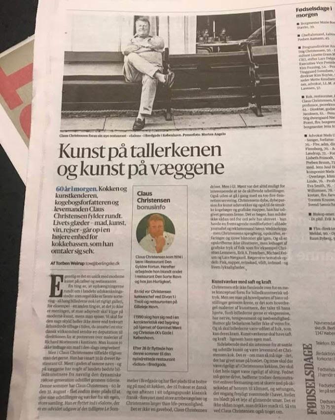 BØRSEN RØDE 60